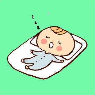 乳児健診のイメージ